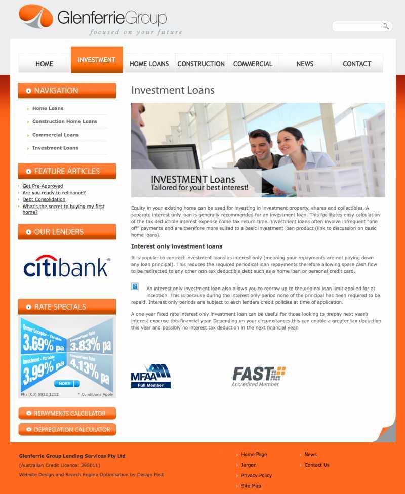 Glenferrie Group Lending inner 2