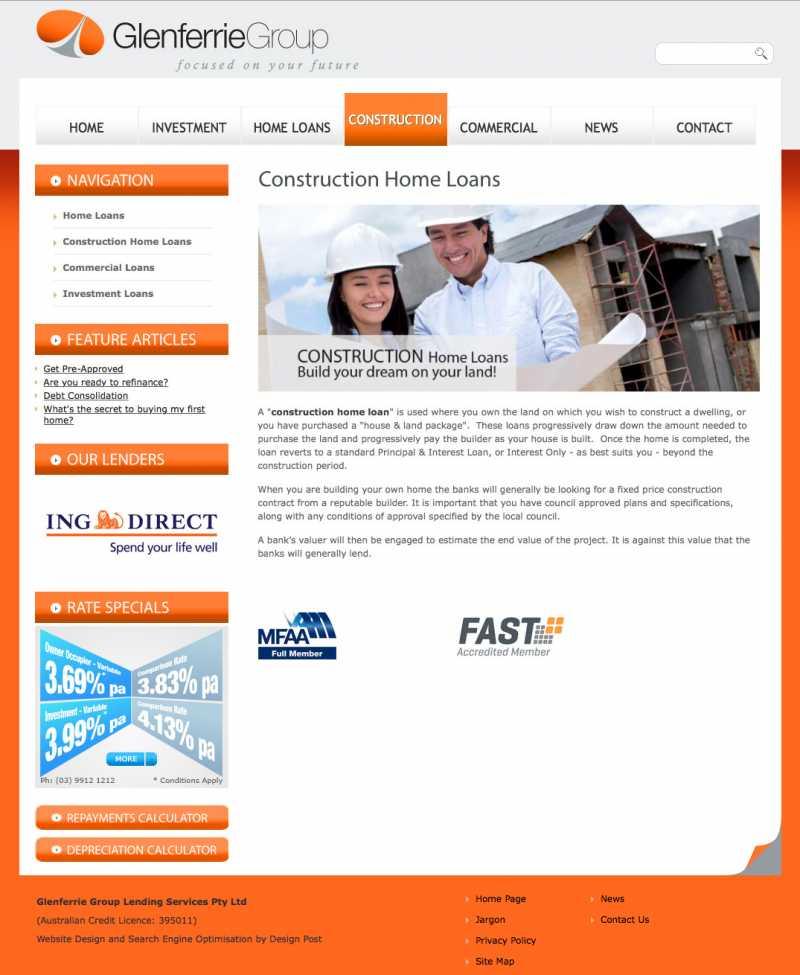 Glenferrie Group Lending inner